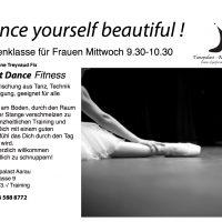 Ballett Dance Fitness Okt Flyer