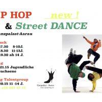 hip hop flyer Okt. 17